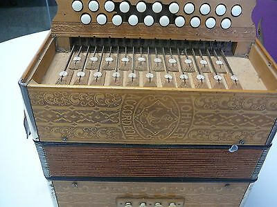 HOHNER Vintage Accordion - Made in Germany