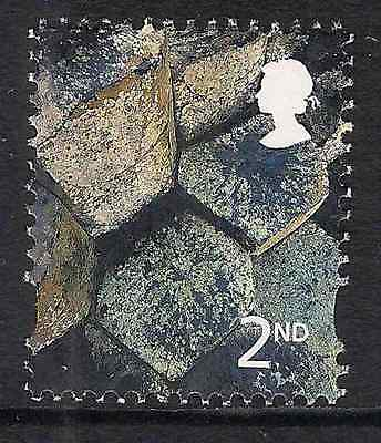 Northern Ireland 2001 NI89 2nd Regional Definitive stamp MNH