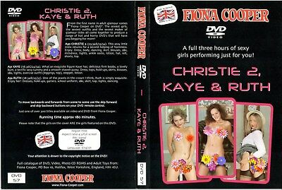 Fiona cooper 57 coster DVD