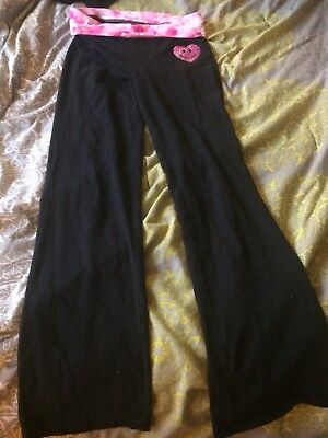 Justice Yoga Pants Size 14