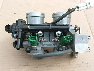 Kawasaki Ninja 300 Ex300 Throttle Bodies + Fuel Injectors