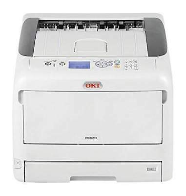Oki C823Dn A3 Colour Led Laser Printer | Free Delivery Brand New