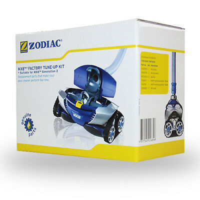 Zodiac MX8/MX6/AX10 Factory Tune Up Kit. (Rebuild Service Overhaul Kit)