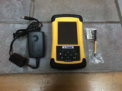 Trimble Recon Survey Data Collector GPS survey pro & field surveyor 2.0