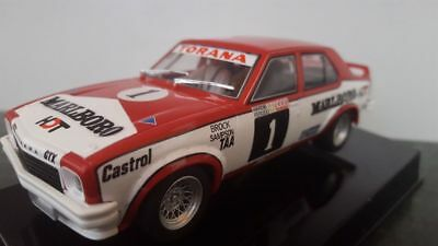Scalextric 1:32 Rare Peter Brock Torana With Full Decal Kit Fitted - Mint Cond.