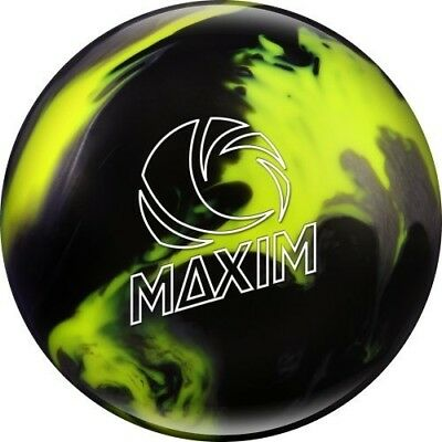 (3.6kg, Bumble Bee) - Ebonite Maxim Bowling Ball. Shipping Included