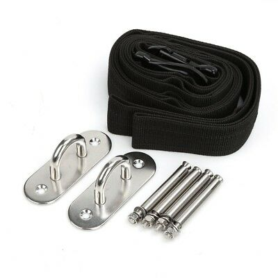 (Accessories (2 extended belts+2 screws))) - Pellor 5M Yoga Air Flying