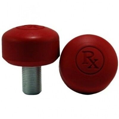 (Red) - Suregrip Rx Toe Stops. Shipping Included