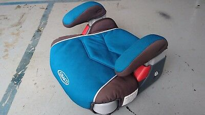Graco Backless TurboBooster Car Seat Booster Child Seat Toddler Kid