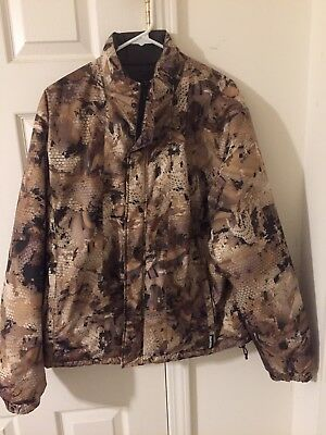 Beretta Windstopper Insulated BIS Jacket Optifade Marsh Waterfowl