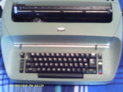 Ibm Selectic One 1 Typwriter.  Refurbished.