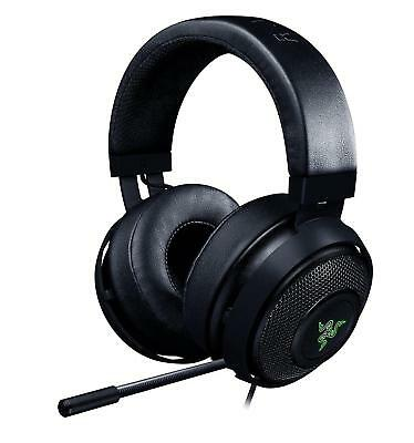 New Hot Razer Kraken 7.1 USB Chroma V2 Surround Sound Gaming Headset 4 Colors