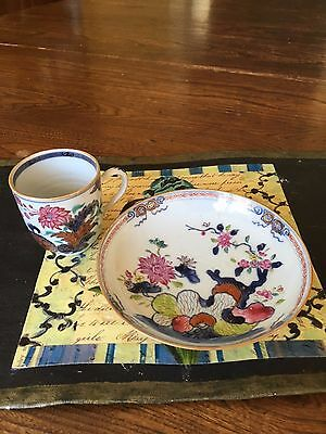 Antique Chinese Coffee Cup and Saucer!!