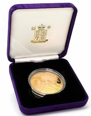 Gold Proof Coin - 22ct Gold - Queen Elizabeth II 80th Birthday - 2006 Limited Ed