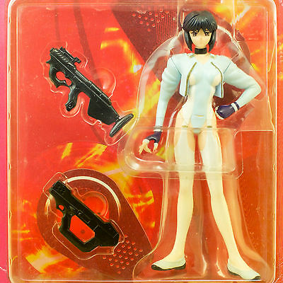 Ghost in the Shell Motoko Kusanagi Figure White Out ALPHA JAPAN ANIME