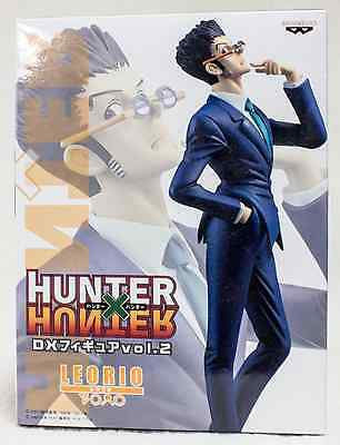 HUNTER x HUNTER Leorio DX Figure Vol.2 Banpresto JAPAN ANIME MANGA JUMP