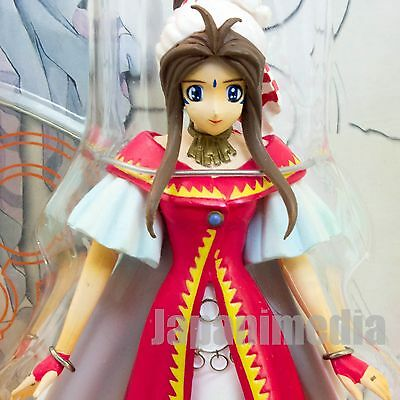 Ah! My Goddess Belldandy Red Dress Figure Hobby Base Yellow Submarine JAPAN