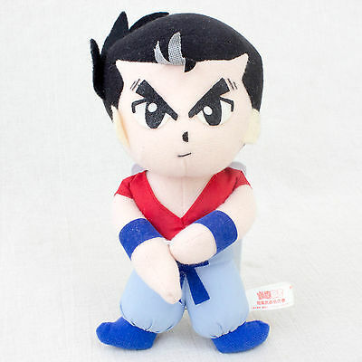 "Yu-Yu Hakusho Yusuke Urameshi  Plush Doll 7"" JAPAN ANIME MANGA"