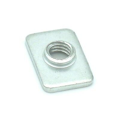 Pre-Assembly Square Nuts Flat M5 T Nut for 2020 Aluminum Extrusions Pack ... New