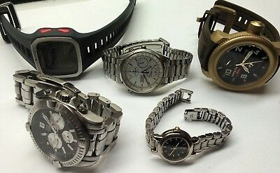 Lot Watches for Parts or Repair - AS IS