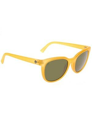 NIB Electric Bengal Alpine Honey  Electric Sunglasses Made In Italy