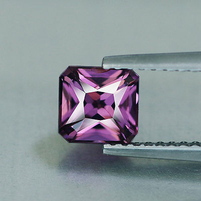 1.23 cts~Octagon Cut~Vivid Purple~Tanzania~Natural~Malaya Garnet~GQ998