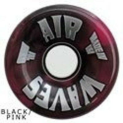 (Black / Pink) - Air Waves Wheels USA ** ALL COLOURS**. Shipping is Free