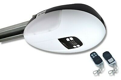 Garage Door Opener Easy 800 N + Rails + 2 Remotes + Mounting Materials + Manual