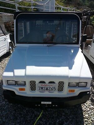 Golf Cart (Hummer) 2010 E RIDE 72V