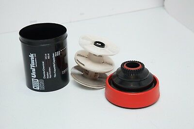 Jobo 1520 film developing tank with 2x reels 35mm/120/220 used