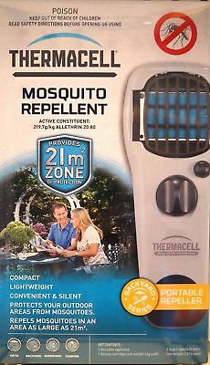 Thermacell Patio Shield Garden Mosquito Repeller Quiet Backyard Insect Repellent