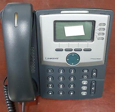 IP PHONE (TELEFONO IP) Cisco SPA941 4-Line IP Phone with 1-Port Ethernet