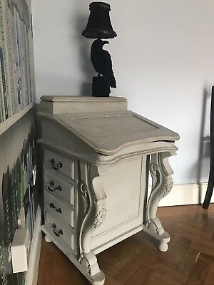Painted Chesterfield Desk