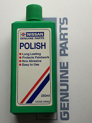 Nissan Genuine Polish *Limited Stock*