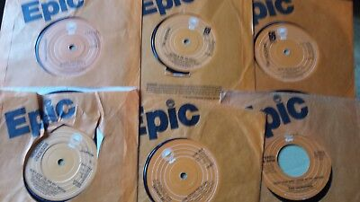 "twenty seven michael jackson jacksons and jackson 5 7"" vinyl singles job lot"