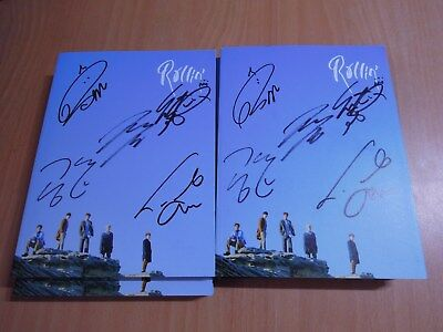 B1A4 - Rollin' (7th Mini Promo) with Autographed (Signed)