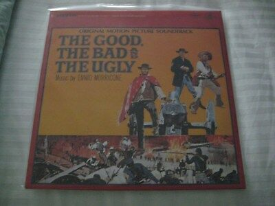 Ennio Morricone - The Good, The Bad And The Ugly - Soundtrack (LP) - Vinyl So...