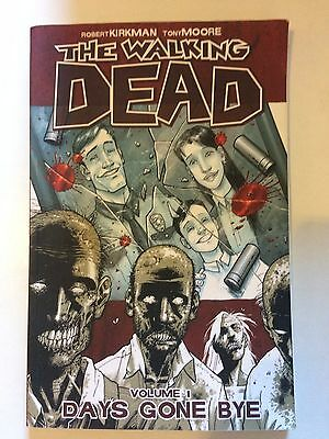The Walking Dead Graphic Novel Volumes 1 & 2 Days Gone By & Miles Behind Us