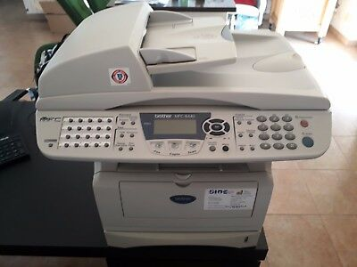 Brother MFC-8440 Fax - Scanner - Fotocopiatrice