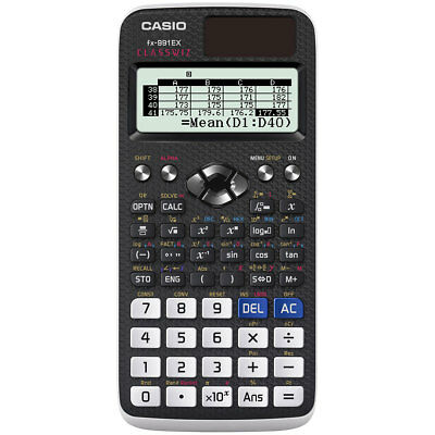 Calcolatrice Scientifica Casio Fx-991Ex