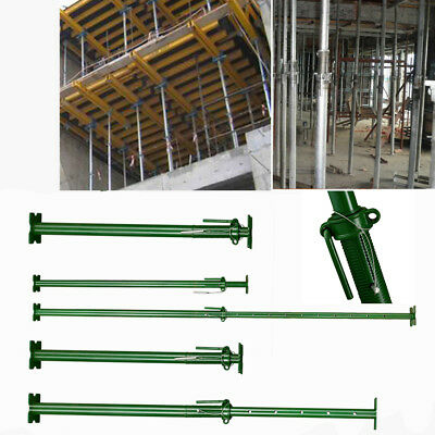 Builders Props 1.75m-3.12m Door Ceiling Support Steel Adjustable Acrow Prop Tool
