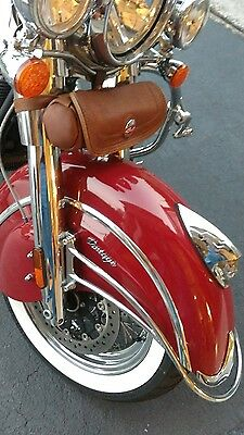 2015 Indian Chief Vintage  Indian Chief Vintage - Indian Red