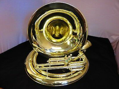 Vintage King Sousaphone!!  H.N. White King Sousaphone Fully Restored!!