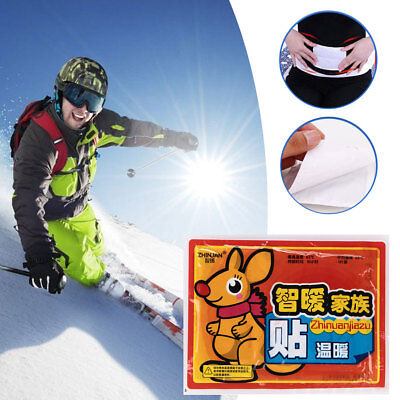 Body Warmer Paste Pads Keep Hot Heat Lasting Patch Hand Warm Winter Skating