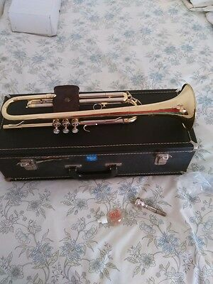 Rosehill trumpet made by Bach USA
