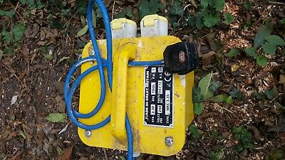 110 to 12v transformer yellow
