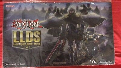 Yu-Gi-Oh! TCG LLDS Playmat Stage 1 Twilightsworn YuGiOh Tracking number New