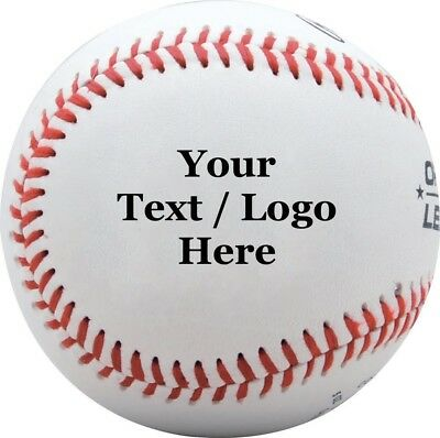 (Custom Text / Logo) - Rawlings FSOLB1 Official League Competition Grade