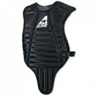 (Black) - All-Star CP55 36cm Chest Protector. Shipping Included