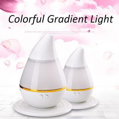 7Colors LED Ultrasonic Aroma Humidifier Air Aromatherapy Oil Diffuser Essential